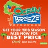Virginia Beach Ocean Breeze 2018 Season Passes Coupon