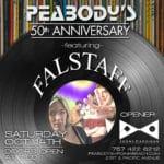 Peabody's 50th Anniversary
