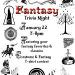 Fantasy Trivia Night