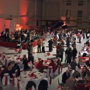 Valentines Hangar Dance