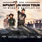 Event - Dierks Bentley : Mountain High Tour