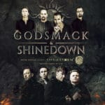 Godsmack and Shinedown with Red Sun Rising
