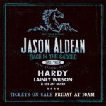 Event - Jason Aldean: BACK IN THE SADDLE Tour