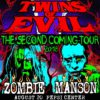 Rob Zombie and Marilyn Manson : Twins of Evil Tour