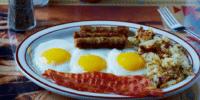 Breakfast at Pocahontas