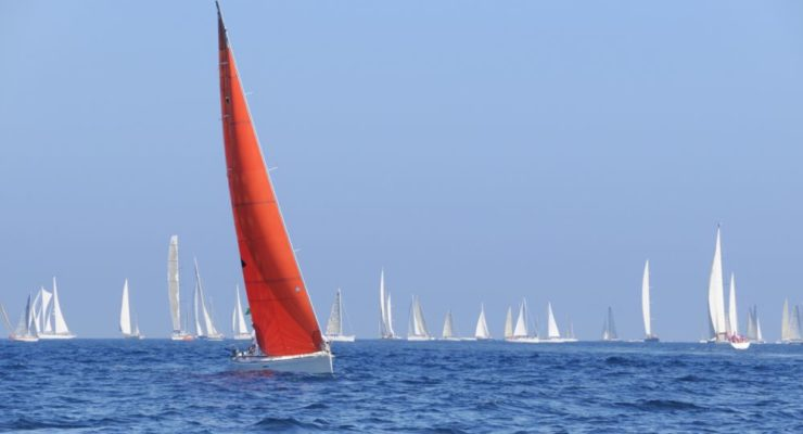 Neptune's Atlantic Regatta Makes for Fun During Fall