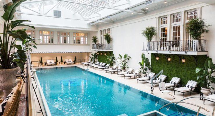 The Cavalier pool