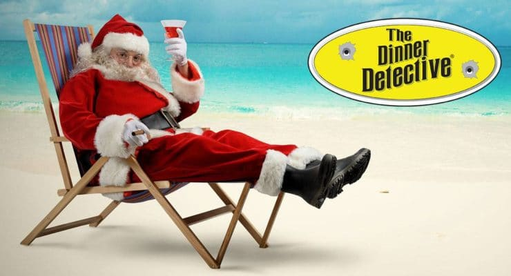 The Dinner Detective- Holiday Fun in Virginia Beach