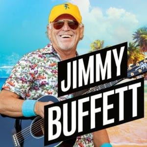Jimmy Buffett and The Coral Reefer Band Event - Virginia