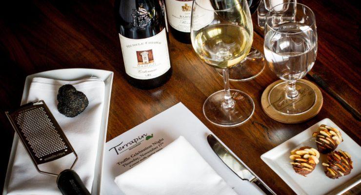 Terrapin wine in Virginia Beach