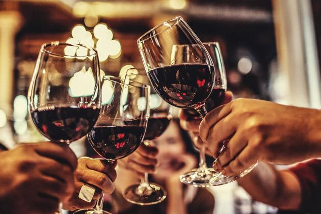 Wine at Eurasia