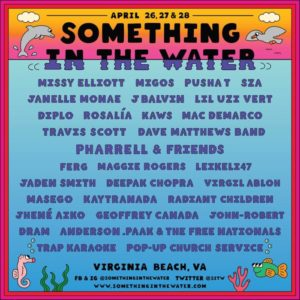 Something in the Water-VaBeach.com
