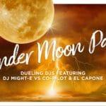 Thunder Moon Party