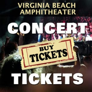 Buy Virginia Beach Concert Tickets