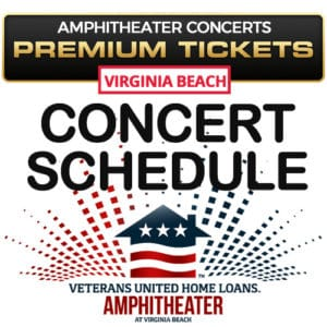 Virginia Beach Amphitheater Concerts