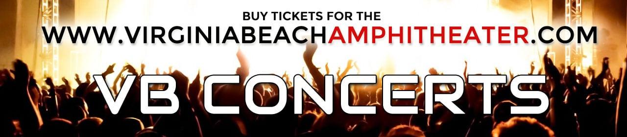 Virginia Beach Concert Tickets