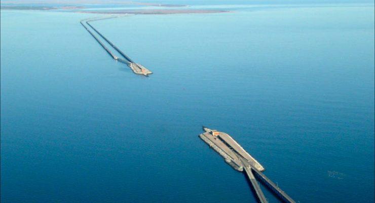 The Chesapeake Bay Bridge-Tunnel