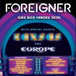 Event - Foreigner: Juke Box Hero Tour 2020