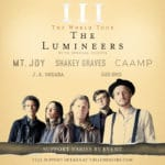 Event - The Lumineers – III: The World Tour