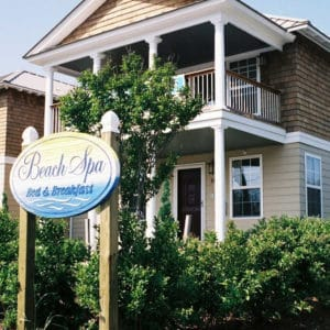 Beach Spa Bed and Breakfast