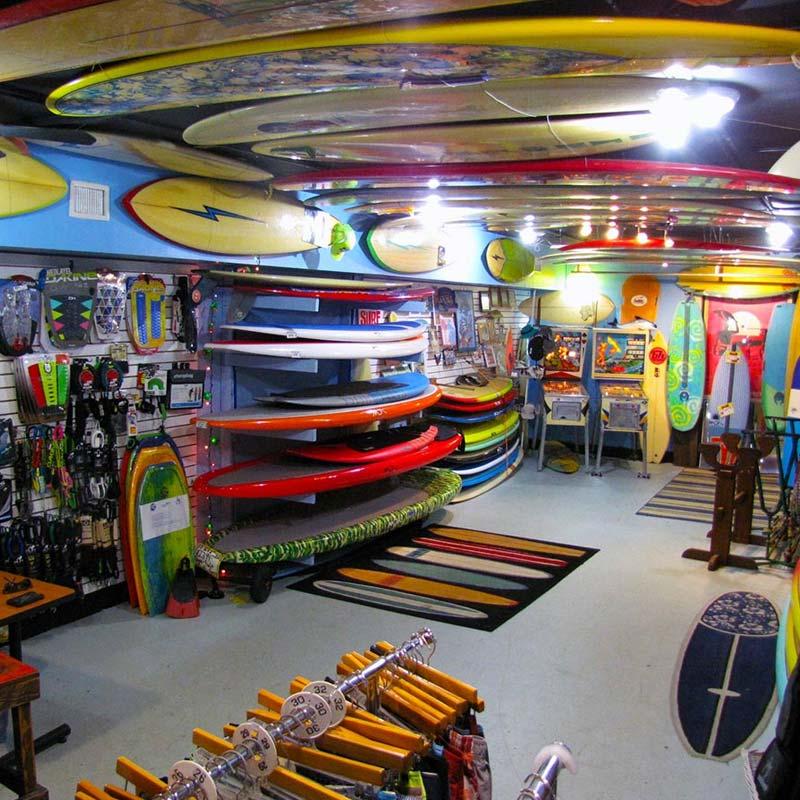 Virginia Beach SURF SHOPS