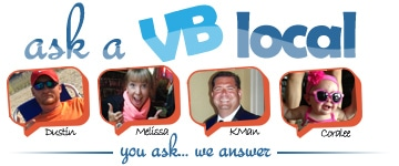 Ask a Virginia Beach Local!