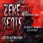 Event - ZEKE BEATS at Elevation 27