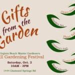 Event - VBMG Fall Gardening Festival